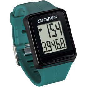 SIGMA SPORT ID.Go Heart Rate Monitor, lime green